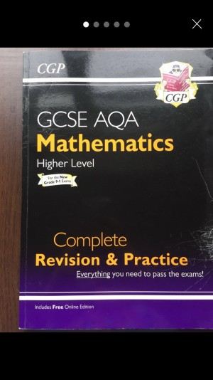 GCSE Mathematics Revision and Practice Book by CGP