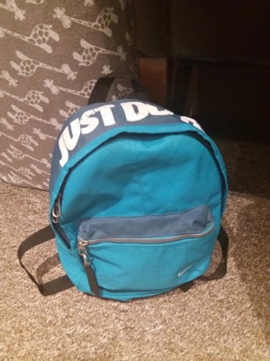 Nike bag, great condition