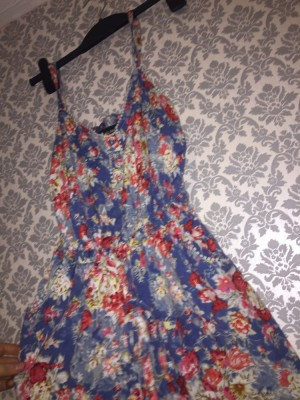 River island playsuit size 6