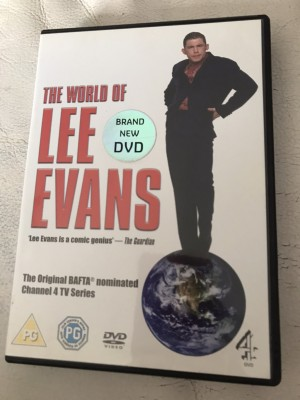 The world of Lee evans dvd
