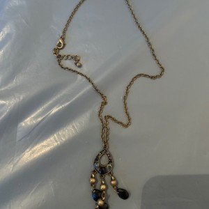 New ladies fashion necklace with earrings