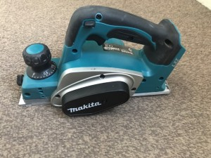 18v Makita LXT planer (body only)