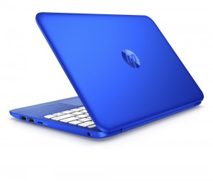 Hp dark blue stream laptop