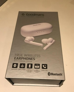 Goodmans wireless earphones