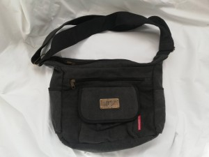 obsessed small black bag