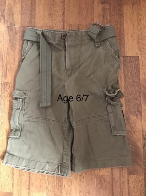 Age 6/7 boys shorts bunde