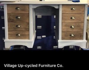 Up~cycled Dressing table