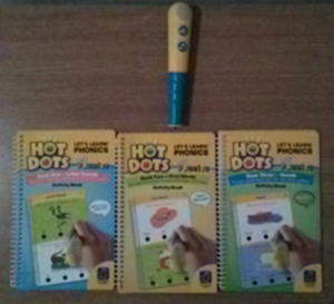 Hot Dots Let's Learn! Phonics