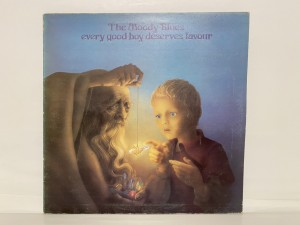 The Moody Blues Every Good Boy Deserves Favour Psychedelic Rock Vinyl