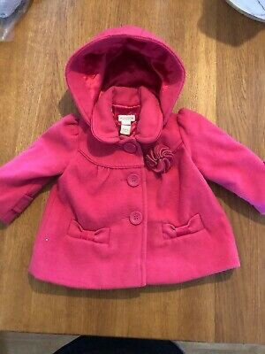baby's coat age 3/6 months