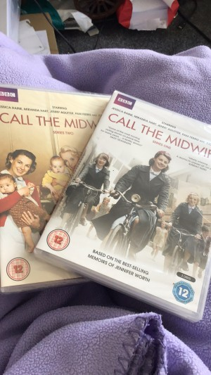 DVDs call the midwife new sealed