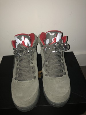 AIR Jordan Retro Camo Silhouette Original