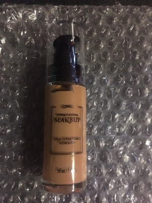 Frederico Mahora Ideal Cover Foundation