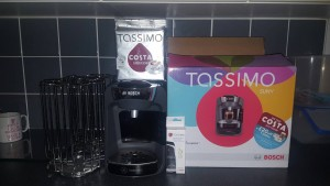 Tassimo Suny + Accessories