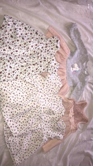 3-6month dress bundle