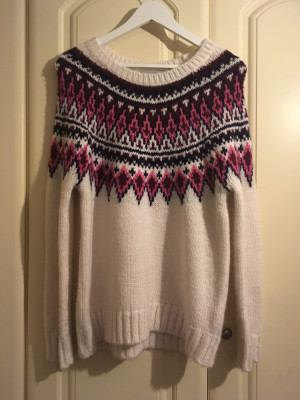 Christmas sweater Size 12