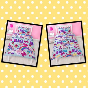 Official Jo Jo Siwa Dreams Duvet Set