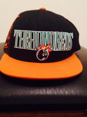 The Hundreds Cap