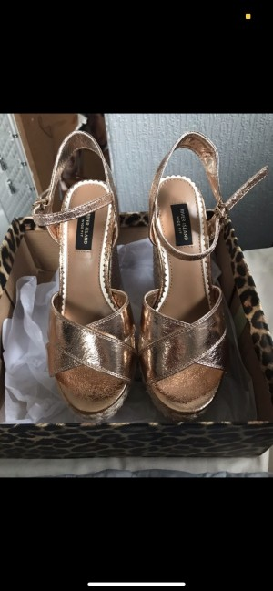 Stunning River Island wedges