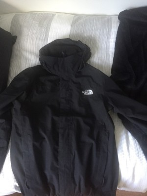 The North Face Men's Small Rain Jacket
