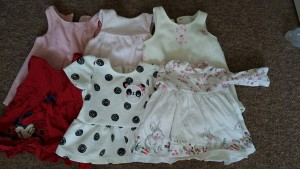 up to 1 month dresse