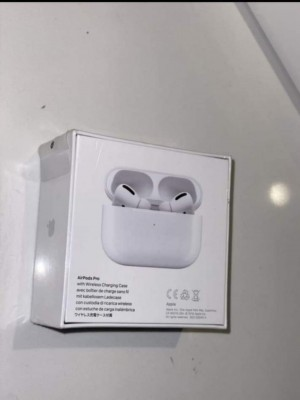 Brand new genuine apple AirPods Pro's