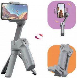 3-Axis Handheld Gimbal Stabilizer Selfie Stick for smartphones