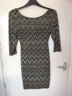 Size 12 New Look dress