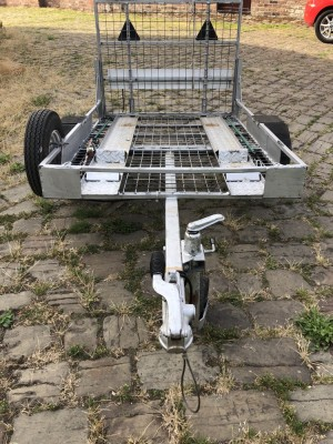 TRAILER FOR GOLF BUGGY/QUAD ETC