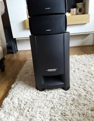 FOR SALE/OPEN TO OFFERS: Bose Home Cinemate System, Beautiful High qua
