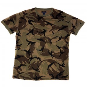 Polo Ralph Lauren Camouflage T-Shirt - Size Large