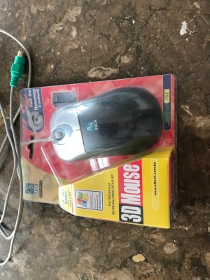 New - 3D mouse