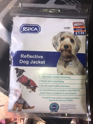Dog coat and carrier