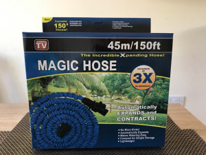Brand New Boxed 3X Expandable Garden Hose 150FT