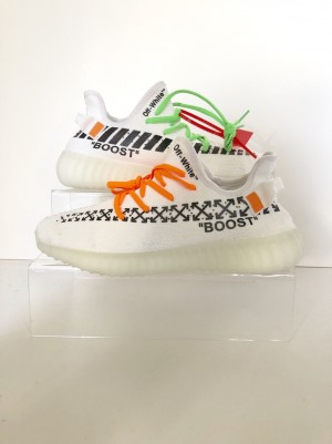 Adidas Yeezy Boost 350 V2 OFF WHITE UK9