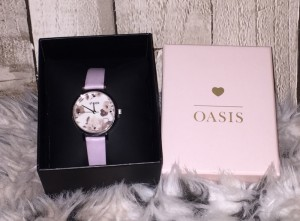 Ladies Watches from Oasis