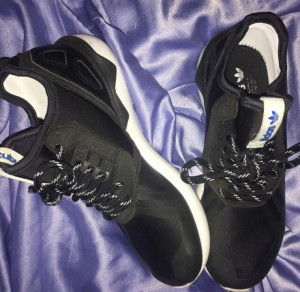 Adidas Tubulars size UK 6