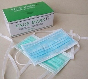 Face mask £90 for 30 boxes
