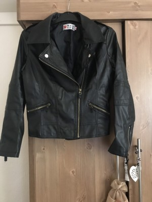 Fake leather jacket small to mediumCollection Arnold Nottingham