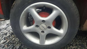 "15"" Seat Ibiza Alloy Wheels"