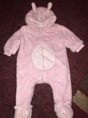 girls coat 3-6 months