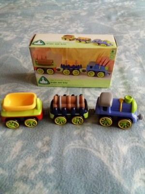 Train Set Trio by Early Learning Centre 12 months - 3 years