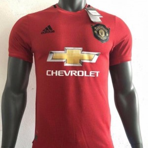 Manchester United home shirt 2019-2020