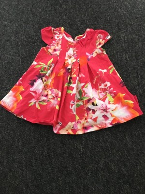 Ted baker girls dress. Size 3-6 months