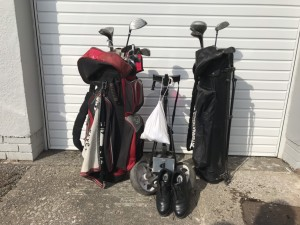 Golf set bundle