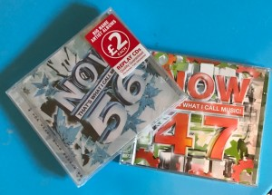 NOW 56 & 47 CDs