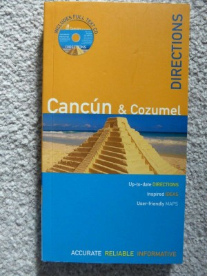 'Rough Guide Directions Cancun and Cozumel' by Zora O'Neill