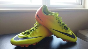 Nike Mercurial Football Boots UK Size 5.5