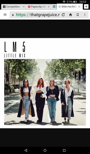 Little Mix CD (LM5) - Brand New, Unopened Item