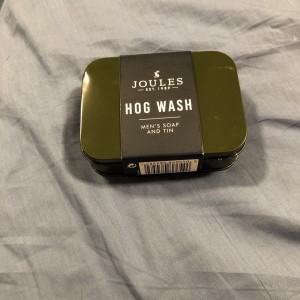 Hog wash soap mens